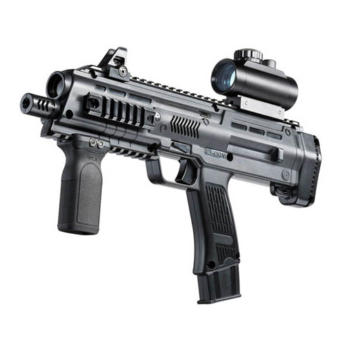 MP9 FIGHT SPIRIT IR-FIGHT TACTICAL TAG SYSTEM