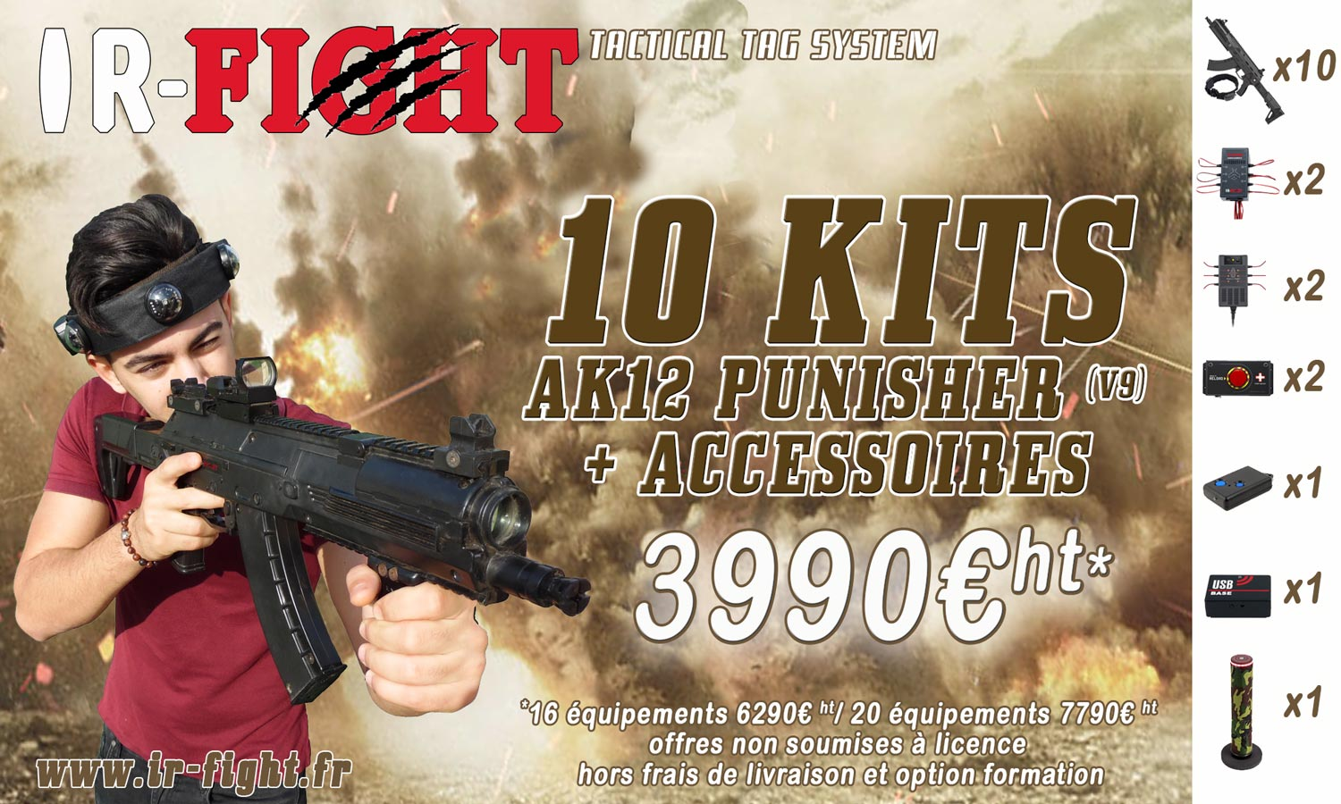 OFFRE-STARTER-AK12-PUNISHER-V9-AVRIL-2020-IR-FIGHT